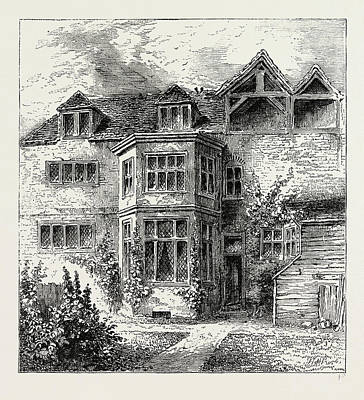 Prince Rupert Drawing - Prince Ruperts House by Litz Collection
