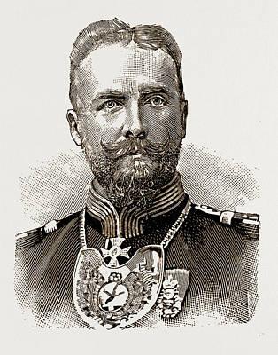 Prince Sizzo Of Schwarzenburg Rudolfstadt Art Print by Litz Collection