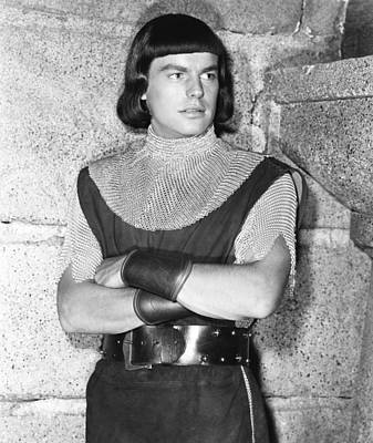 Prince Valiant, Robert Wagner, 1954 Art Print by Everett