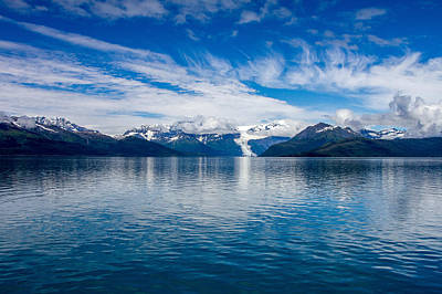 Photograph - Prince William Sound View by  Phil Stone