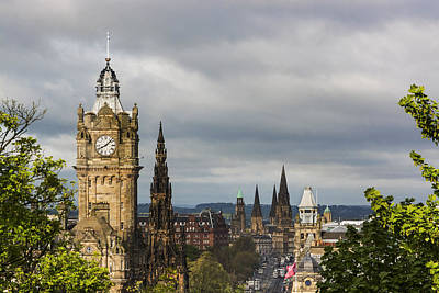Photograph - Princes Street by Veli Bariskan