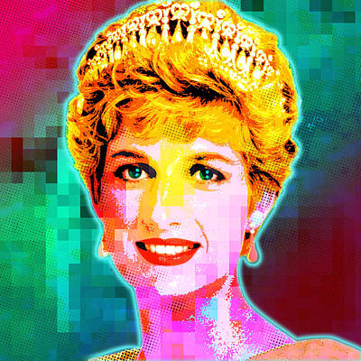 Princess 2 Art Print by Gary Grayson