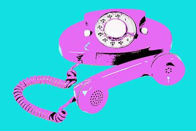 1960 Mixed Media - Princess 4 by Dominic Piperata