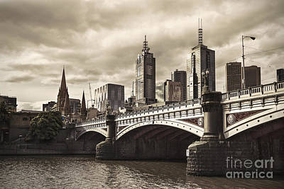 Photograph - Princess Bridge by Andrew Paranavitana