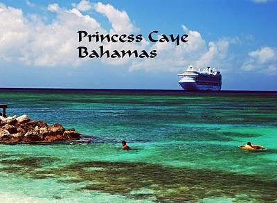 Photograph - Princess Caye by Gary Wonning