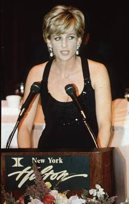 Princess Diana Photograph - Princess Diana by Retro Images Archive