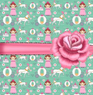 My Little Pony Digital Art - Princess Felicity by Debra  Miller