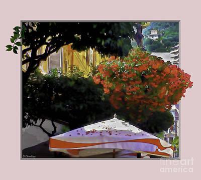 Grace Kelly Digital Art - Princess Grace Kelly Avenue by Debra Chmelina