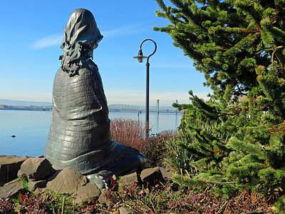 Photograph - Princess Ilchee In Vancouver Washington by Elizabeth Rose