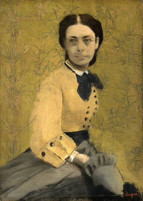 Princess Pauline De Metternich Art Print