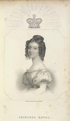 Aristocrat Photograph - Princess Royal by British Library