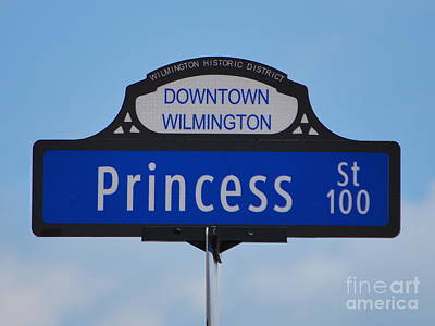 Photograph - Princess Street by Bob Sample