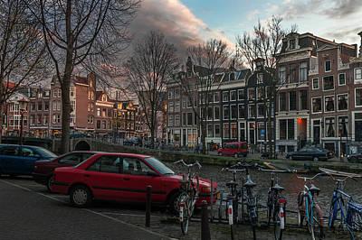Photograph - Prinsengracht 791. Amsterdam. by Juan Carlos Ferro Duque