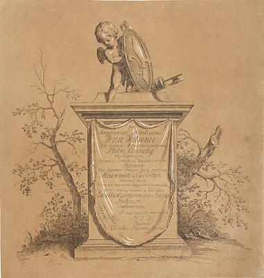 Print Work, Cornelis Ploos Van Amstel, Jonas Witsen Art Print by Quint Lox