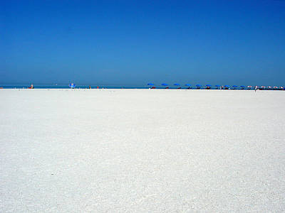 Photograph - Pristine Sand Key by David Nicholls