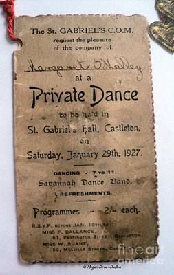 Photograph - Private Dance 1927 by Megan Dirsa-DuBois