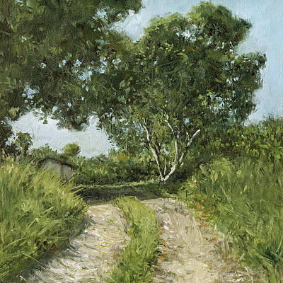 Hana Painting - Private Drive In Kohala by Stacy Vosberg