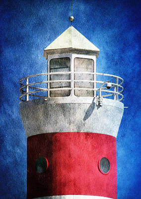 Private Lighthouse Art Print