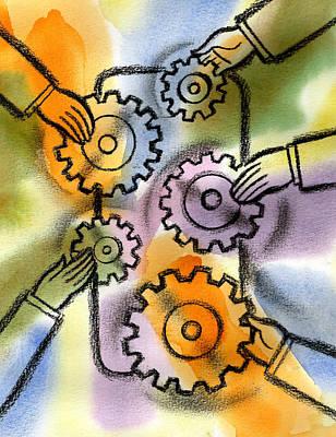 Enterprise Painting - Problem Solving by Leon Zernitsky