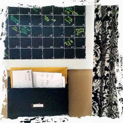 Productivity Art Print by Bonnie Bruno