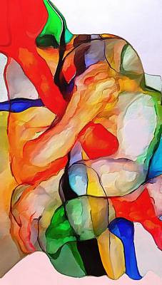 Digital Art - Profound Thought by Catherine Lott