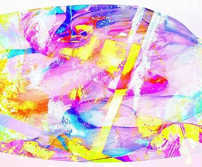 Digital Art - Profound Thought Frozen by Catherine Lott