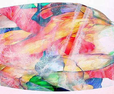 Digital Art - Profound Thought  See Thru It by Catherine Lott