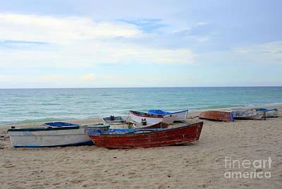 Photograph - Progreso Beach by Rachel Munoz Striggow