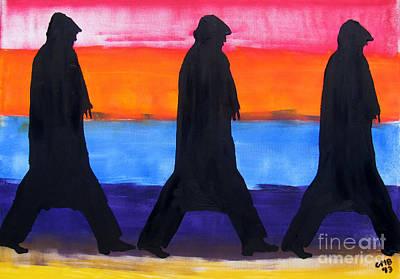 Gay Painting - Progresso by Greg Mason Burns