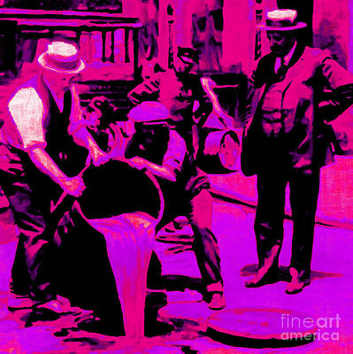 Prohibition 20130218m68 Art Print by Wingsdomain Art and Photography