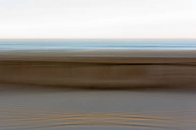 Abstract Photograph - Promenade by Kimberly Poppe