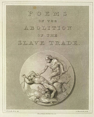 Abolitionism Photograph - Prometheus by British Library