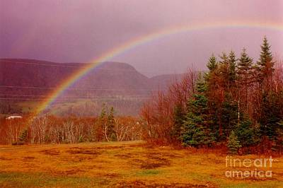 Halifax Art Work Photograph - Promise And Hope Cape Breton by John Malone