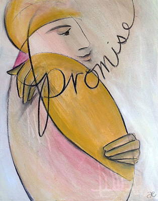 Painting - Promise by Anna Elkins