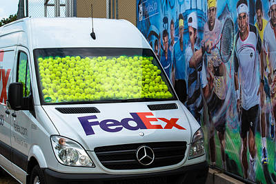 Promotion During The Atp Trophy In Stuttgart - Germany Art Print
