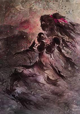 Wrath Digital Art - Prophecy by Rachel Christine Nowicki