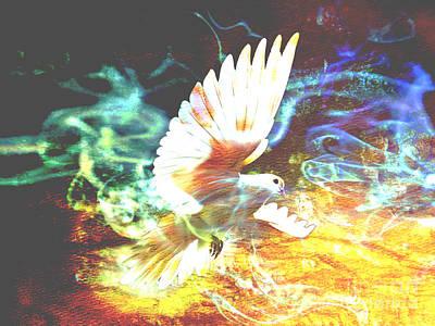 Prophetic Art Digital Art - Prophetic Art Signs by Beverly Guilliams
