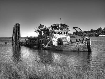 Photograph - Proud Despair  by HW Kateley