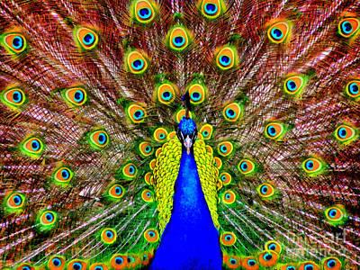 Adorable Digital Art - Proud by Vincent Monozlay