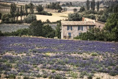 Provence Photograph - Provencal by Joachim G Pinkawa