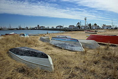Photograph - Provincetown Dingy by Amazing Jules