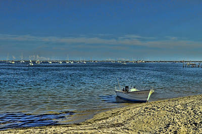 Photograph - Provincetown Harbor 2 by Allen Beatty