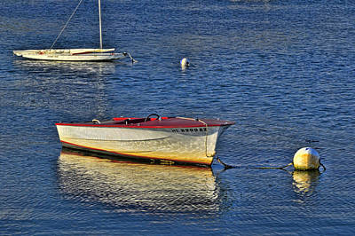 Photograph - Provincetown Harbor by Allen Beatty