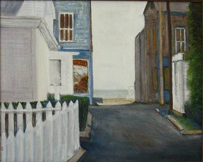 Painting - Provincetown by Michael Anthony Edwards