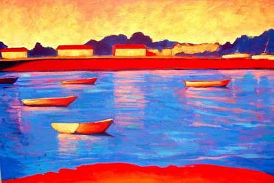 Provincetown Pier Art Print by Craig  Bruce