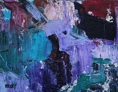 Painting - Provincial by Oscar Penalber
