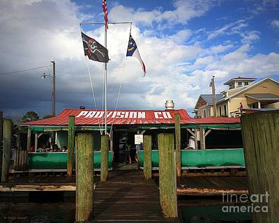 Provision Co - Southport Nc Art Print