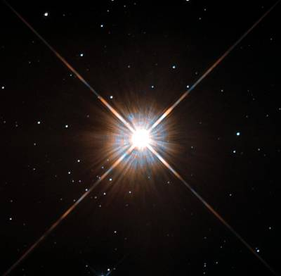 Proxima Centauri Star Art Print by Nasa