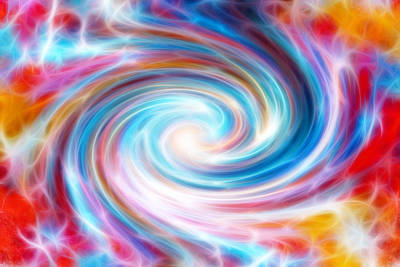 Digital Art - Psychedelic by Anthony Rego