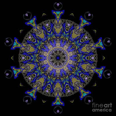 Digital Art - Psycho Finesse by Rhonda Strickland
